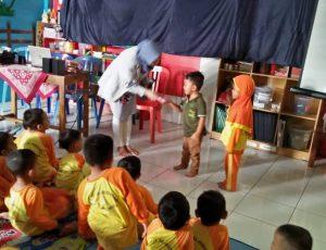 Edukasi Sikat Gigi Asyik RS Karanggede