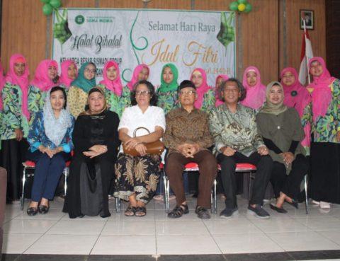 Acara Halal Bi Halal Ikatan Keluarga Besar Sismadi Group