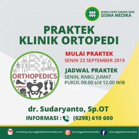Klinik Ortopedi