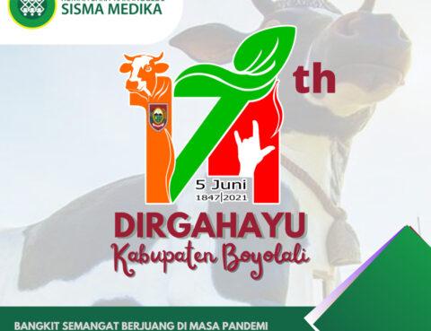 Dirgahayu Kabupaten Boyolali ke-174