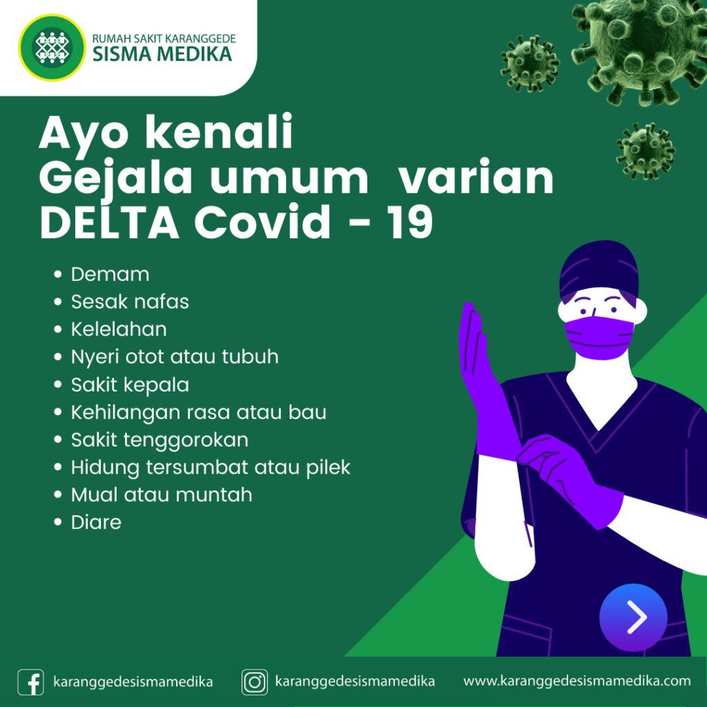 Kenali Gejala Umum Covid-19 (3)
